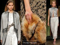 Diseñador Pedro Pedro, Portugal Fashion. O Porto 2015
