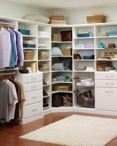Custom Walk In Closets, Walk In Closet Design, Wardrobe Design Bedroom, Master Bedroom Closet, Closet Designs, Bathroom Closet, Diy Bedroom, Master Bathroom, Open Closets