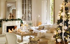 Remarkable living room sets rochester ny for your cozy home Formal Living Rooms, Living Room Sets, Living Room Designs, Living Room Decor, Living Spaces, Christmas Living Rooms, Trendy Home, Home And Deco, French Country Decorating