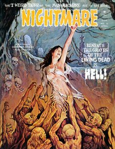 Nightmare Magazine #18