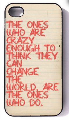 Change the world. #Inspiration #AskWhy