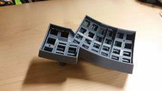 Resultado de imagen para keyboard 3d printed