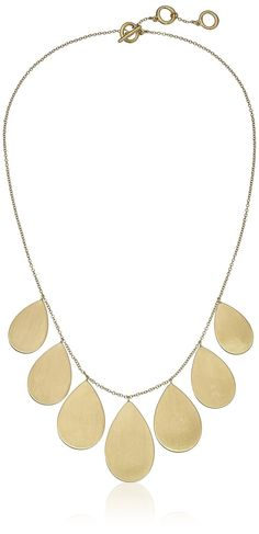 Make a statement with teardrop discs - available in both gold and silver tones.