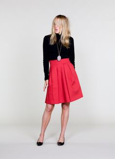 Oh man, this skirt is adorable.