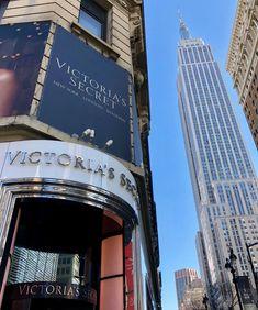 Victoria's Secret et l'Empire State Building à New York