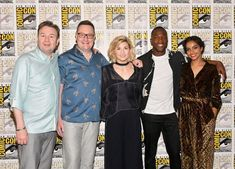 New Doctor Who era will be more inclusive, cast says at Comic-Con -  http://bit.ly/2mthEhl Information Society