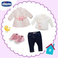A Coleção de Inverno 2015 da Chicco trouxe trends para deixar as princesas ainda mais lindas!  Passe em uma loja Chicco e confira a nova coleção!