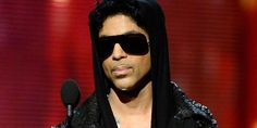 Prince in Porsche Design P´8479 Sunglasses at the Grammy Awards 2013
