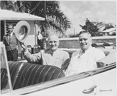 Jesús T. Piñero was the first Puerto Rican appointed to the post of Governor of Puerto Rico under the U.S. administration.  He submitted a bill to establish a permanent political status for the Island by mutual agreement between PR and the USA. Piñero served as governor until 1949, when Puerto Rico celebrated its first popular election for this position and Luis Muñoz Marín of the Popular Democratic Party was elected governor. National Archives Identifier: 200465
