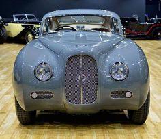1953 Bentley R-Type Fastback Coupé 3