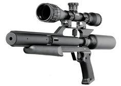 TalonP air pistol.