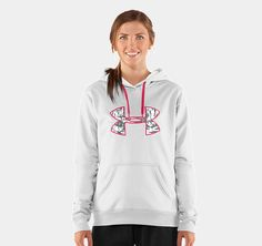 Women's Tackle Twill Hoody | 1220690 | Under Armour US