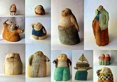 Cerámica Complementaria FBA La Plata: Ceramistas del mundo | Anne-Sophie Gilloen | Francia