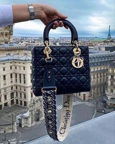 Lady Dior, Chanel Backpack, Chanel Purse, Chanel Bags, Dior Handbags, Purses And Handbags, Best Handbags, Handbags Online, Fake Designer Bags