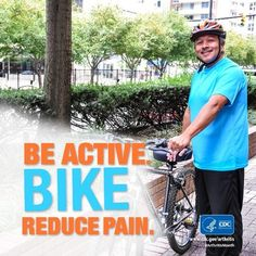 Get moving in May for #ArthritisMonth. Physical activity has been shown to improve #arthritis pain & delay disability.