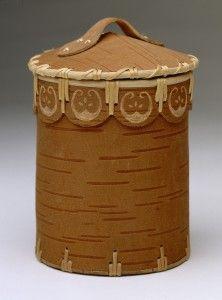 Birchbark Basket