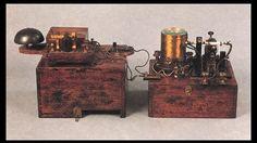 Marconi radio system