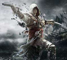 Assassin Creed. I love this game!!!