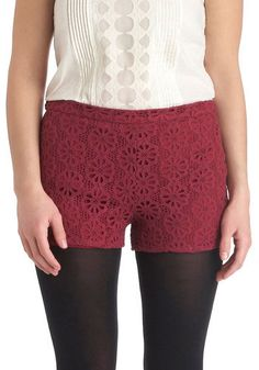 love the shorts and tights