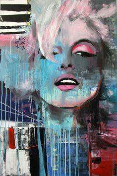 Monroe Marilynmonroe Art Monroeart Monroemonday Mondaymusing