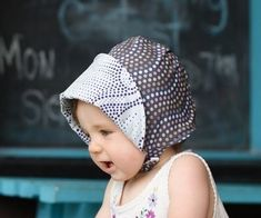 BABY BONNET CROCHET FREE PATTERN | FREE PATTERNS