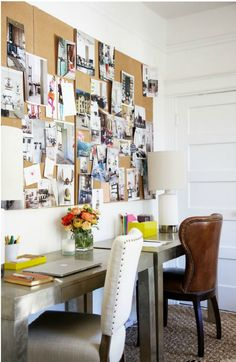 decorology: Inspiring REAL Home Offices