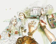 Illustrations by Telmolindo