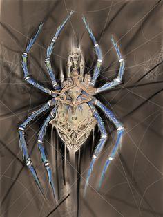 Spidergod