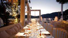 Consultoria para Festas e Eventos: Casamento na Praia - Riviera Francesa
