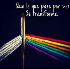Transformar.