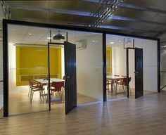 meeting rooms at urban station by total tool