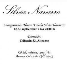 #Alicante inauguración de la primera tienda #1sillaparamibolso ^_^ http://www.pintalabios.info/es/eventos_moda/view/es/1802 #ESP #Evento #Inauguracion