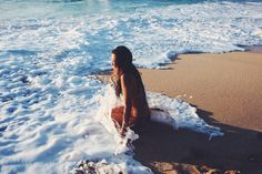 I simply could not live without the ocean. During the summer my friends and I spend every day at the beach!