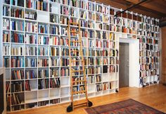Writers and Their Books: Inside Famous Authors' Personal Libraries | Brain Pickings