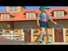 Filme Barbie & Suas Irmãs em Uma Aventura de Cavalos Completo