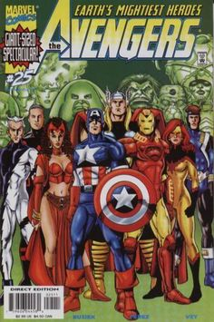 Avengers V2 25