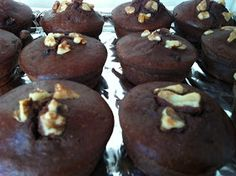Lotus and Pie: Protein Muffins