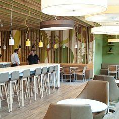 Riem Arcaden Food Court (Germany), Colour Rawle Design