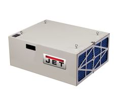 JET® Air Filtration System for Wood Shops - - with Remote Control Jet Shopping, Workshop Cabinets, Garage Workshop, Shop Dust Collection, Jet Tools, Jet Air, Air Diffusers, Wood Shop Projects, Workshop Design