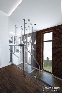 Znalezione obrazy dla zapytania aranżacje klatki schodowej w domu