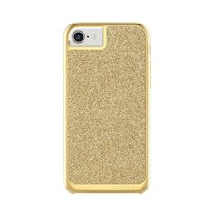 Prodigee - Sparkle Case for Apple® iPhone® 7 - Gold, 63-3983-05-XP