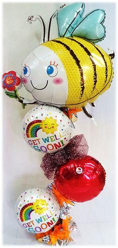 Arreglo Jumbo de Recuperacion #Abejita con #Flor!! www.globocentro.com.gt