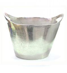 Champanera en forma de cesto. www.lajosashop.com
