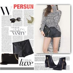 Persun by aurora-australis on Polyvore featuring moda, Henri Bendel and persunmall