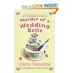 Fun read - This series doesn't need to be read in order - the author does a great job describing a wedding of a wealthy socialite vs a wedding by a stereotypical backwoods family - I checked out the Kindle version from the library.