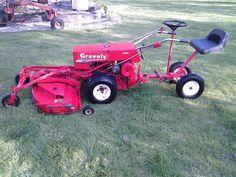 Gravely Model 5660 Walk Behind   eBay