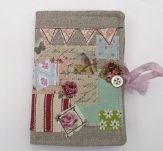 Sewing Needle Case - Linen