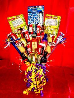 Shot Bouquet, just legal! 21st Birthday Presents, Birthday Gifts, Shot Bouquet, Party Ideas, Gift Ideas, Love Bugs, Birthdays, Parties, Diy Crafts