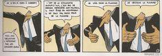 QUAI D'ORSAY de Blain et Lanzac