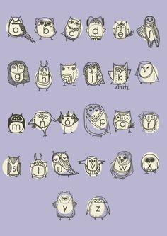 purple owl nursery - Google Search